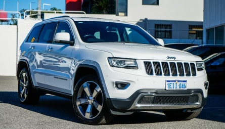 2013 Jeep Grand Cherokee Limited Wagon