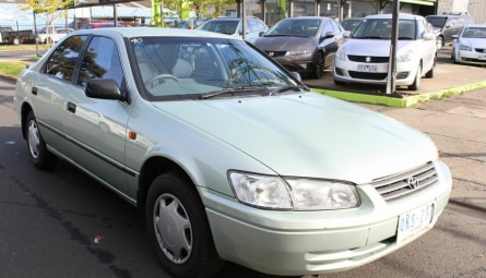 2000  Toyota Camry Csi Sedan