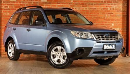 2011 Subaru Forester X Wagon