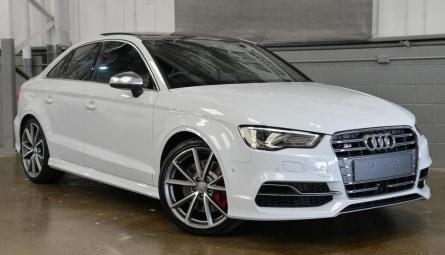 2016 Audi S3Sedan