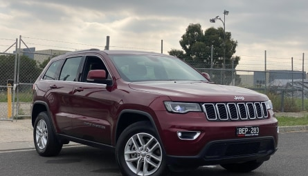 2017 Jeep Grand Cherokee Laredo Wagon