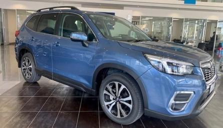 2021  Subaru Forester 2.5i Premium Wagon