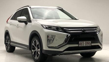 2018  Mitsubishi Eclipse Cross Ls Wagon