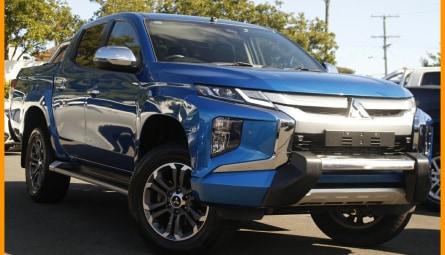 2018  Mitsubishi Triton Gls Premium Utility Double Cab