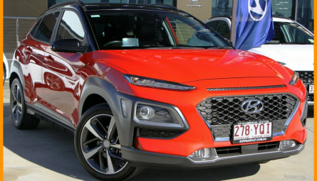 2018  Hyundai Kona Highlander Wagon
