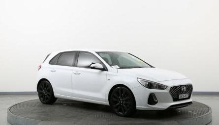 2017  Hyundai i30 Sr Hatchback