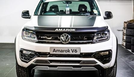2021  Volkswagen Amarok Tdi580 W580s Utility Dual Cab