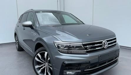 2020 Volkswagen Tiguan 162TSI Highline Allspace Wagon