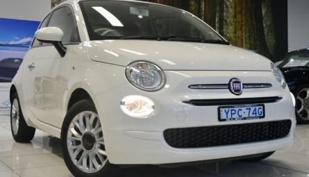 2018  Fiat 500 Pop Hatchback