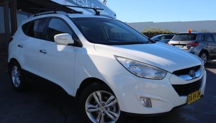 2011 Hyundai ix35 Elite Wagon
