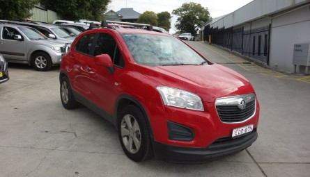 2016  Holden Trax Active Wagon