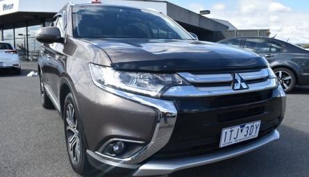 2017 Mitsubishi Outlander LS Wagon