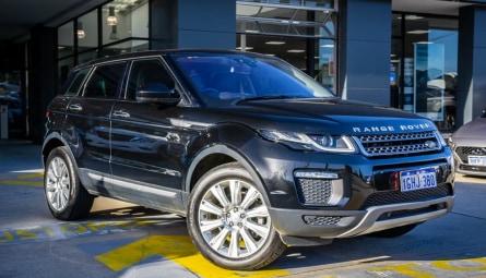 2017 Land Rover Range Rover Evoque TD4 180 HSE Wagon
