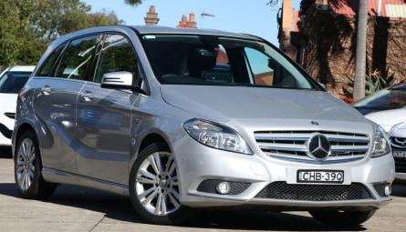 2012  Mercedes-Benz B200 B200 Blueefficiency Hatchback