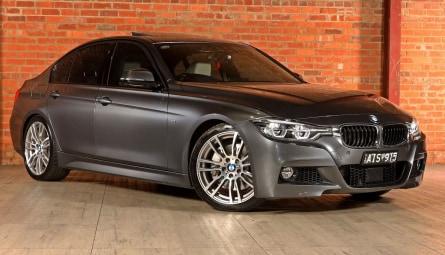 2016 BMW 3 Series 340i M Sport Sedan