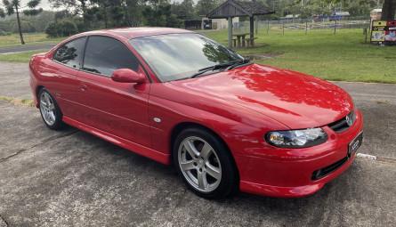 2002 Holden Monaro CV6 Coupe