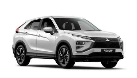 2020 Mitsubishi Eclipse Cross ES Wagon
