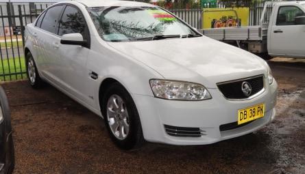 2012  Holden Commodore Omega Sedan