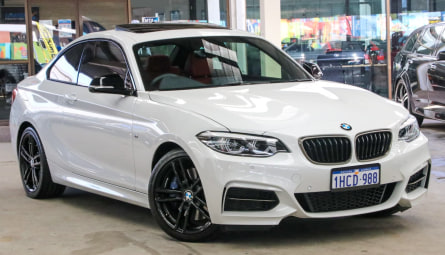 2020 BMW 2 Series M240i Coupe