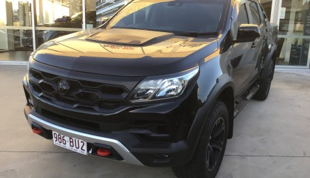 2018  Holden Special Vehicles Colorado Sportscat+ Pickup Crew Cab