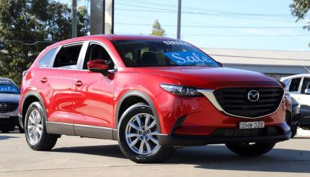 2016  Mazda CX-9 Sport Wagon