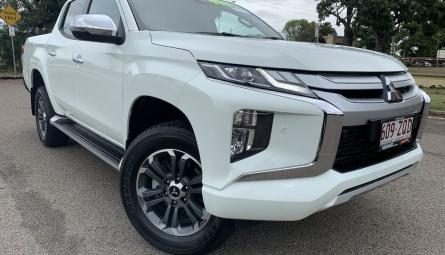 2019 Mitsubishi Triton GLS Utility Double Cab