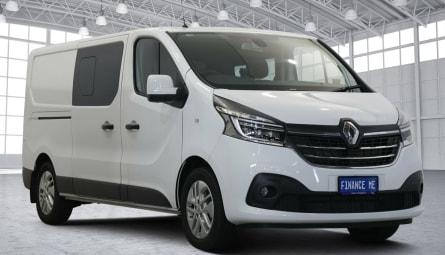 2019 Renault Trafic Crew Lifestyle 125kW Van