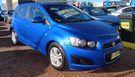 2012  Holden Barina Cd Hatchback