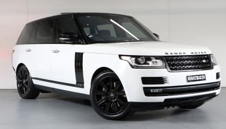 2017  Land Rover Range Rover Sdv8 Autobiography Wagon