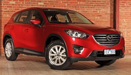 2015 Mazda CX-5 Maxx Sport Wagon