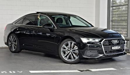 2020 Audi A6 40 TFSI Sedan
