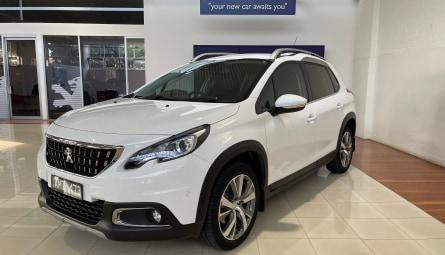2017 Peugeot 2008 Allure Wagon