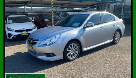 2012 SUBARU LIBERTY 2.5i Sedan