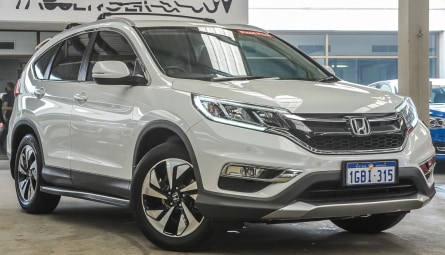 2016 Honda CR-V Limited Edition Wagon