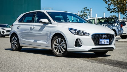 2020 Hyundai i30 Active Hatchback