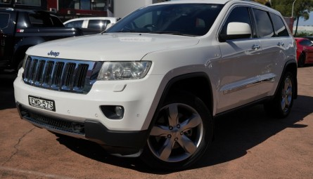 2011 Jeep Grand Cherokee Limited Wagon