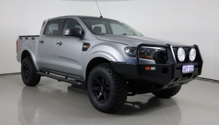 2016  Ford Ranger Xl Utility Double Cab