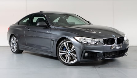 2013  BMW 4 Series 435i Coupe
