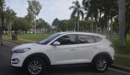 2017 Hyundai Tucson Active X Wagon