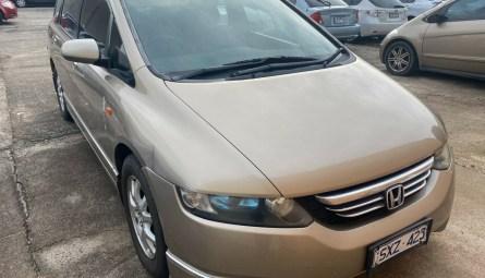 2004 Honda Odyssey Luxury Wagon