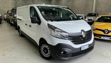 2018  Renault Trafic 103kw Van
