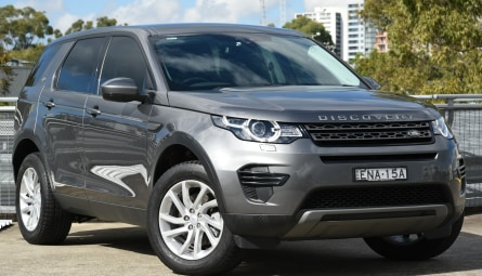 2016  Land Rover Discovery Sport Td4 180 Se Wagon