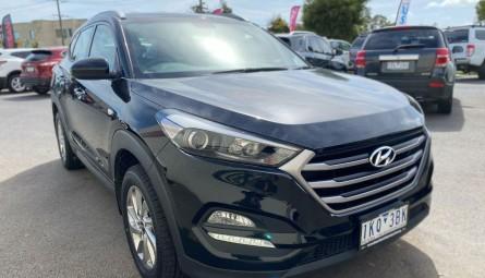 2017  Hyundai Tucson Active Wagon