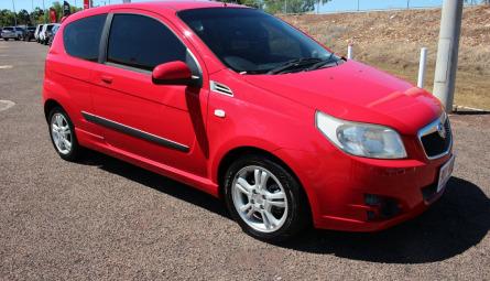 2010  Holden BarinaHatchback