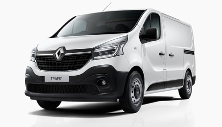 2020 Renault Trafic Premium 125kW Van