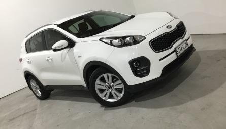2017  Kia Sportage Si Wagon