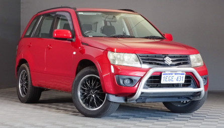 2012 Suzuki Grand Vitara Urban Navigator Wagon