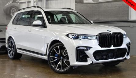 2019  BMW X7 Xdrive30d Wagon