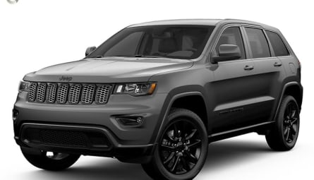 2021 Jeep Grand Cherokee Night Eagle Wagon