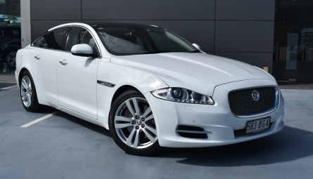 2012 Jaguar Xj Premium Luxury Sedan